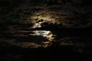 Harvest Moon Sept. 2014 - SE Colorado