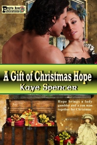 A Gift of Christmas Hope Spencer Web