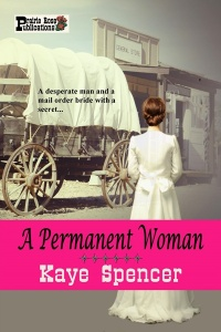 A Permanent Woman Spencer Web