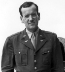 Maj. Glenn Miller standing with hand in pocket. (U.S. Air Force photo)